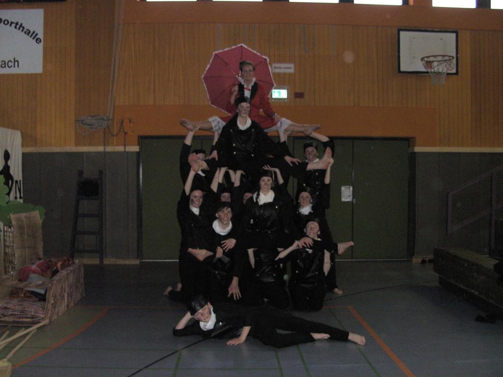 2013 - 2014 - Mary Poppins