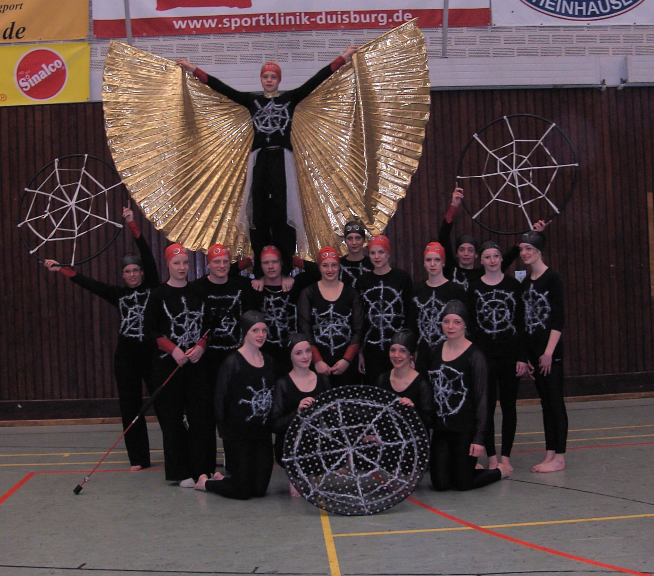 2011 - 2012 Spinnen